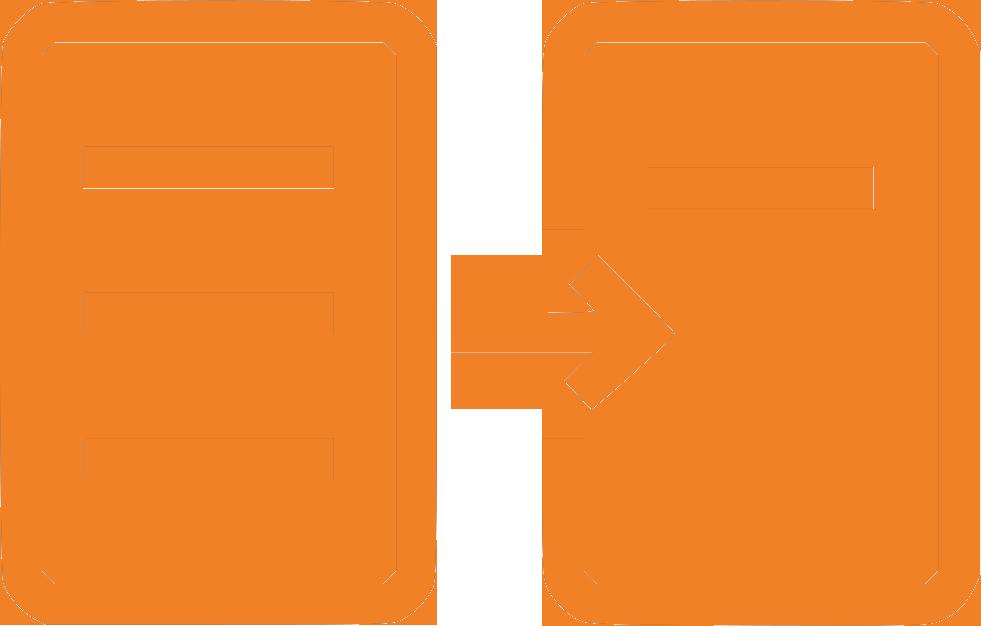 Daten Übertragung Icon